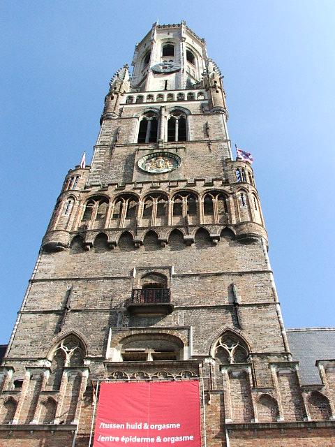 BrugesClock Tower397