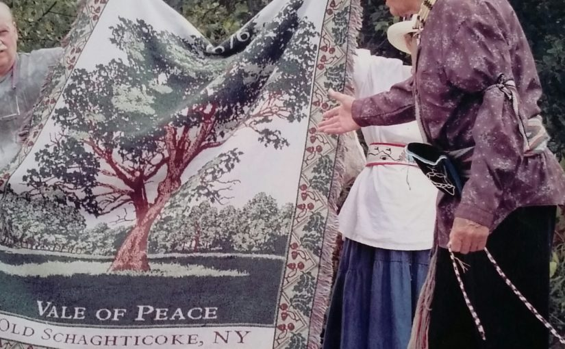 The Peace Tree of 1676