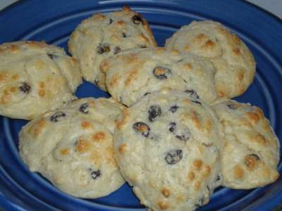 Speedy Scones